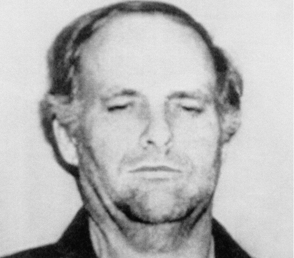 Ervil LeBaron after arrest in Mexico, June 1979