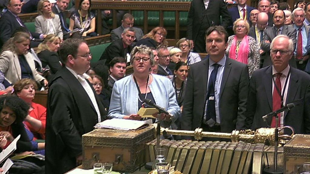 Government's Queen's Speech clears Commons