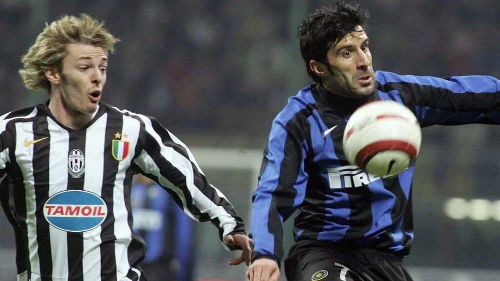 Juventus Try To Get Inter Milan S 2005 06 Serie A Title Removed Bbc Sport