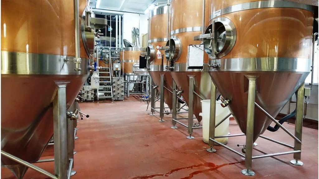 How the craft beer revolution started bbc news for Craft beer capital of the world