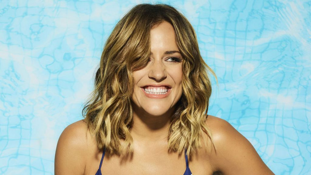 Love Island: What makes Caroline Flack turn into a 'melt