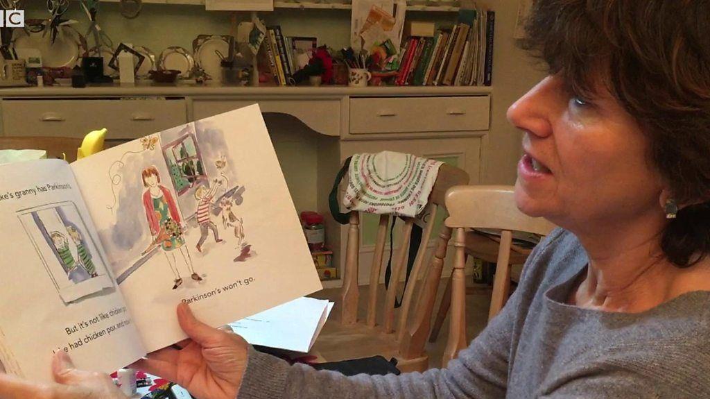 Bristol grandmother writing to beat Parkinson's stigma