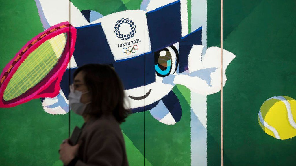 Tokyo 2020 could be postponed to end of year - Japan's Olympic minister-н зурган илэрц