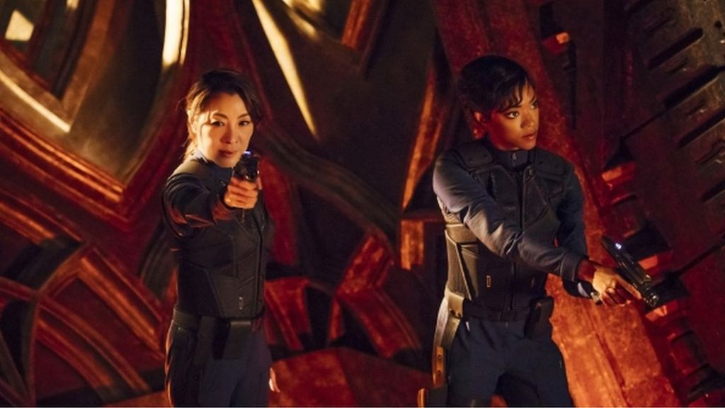 Star Trek: Discovery series launch pleases fans
