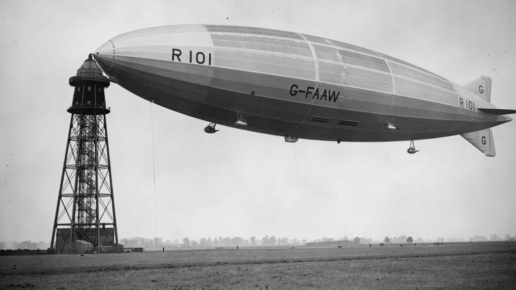 Coronavirus: Airship's 'glorious' history project goes online ...