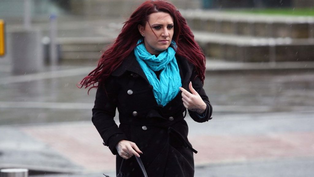 Britain First deputy in court over speech