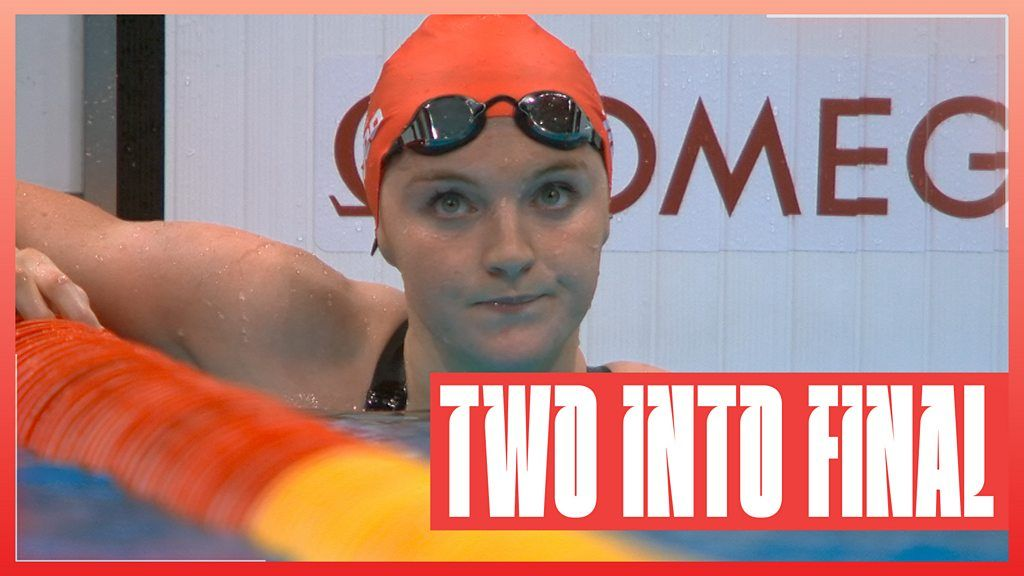 Tokyo Olympics: Team GB's Abbie Wood and Alicia Wilson qualify for 200m IM final