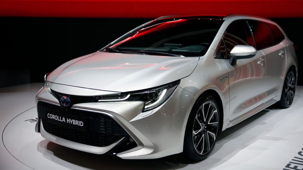bbc.co.uk - Toyota to build new Suzuki car at Burnaston factory