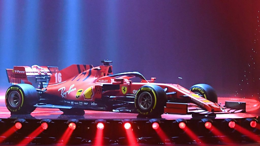 Ferrari F1 2020 Launch We Have Taken Design To The Extreme Says Team Boss Bbc Sport