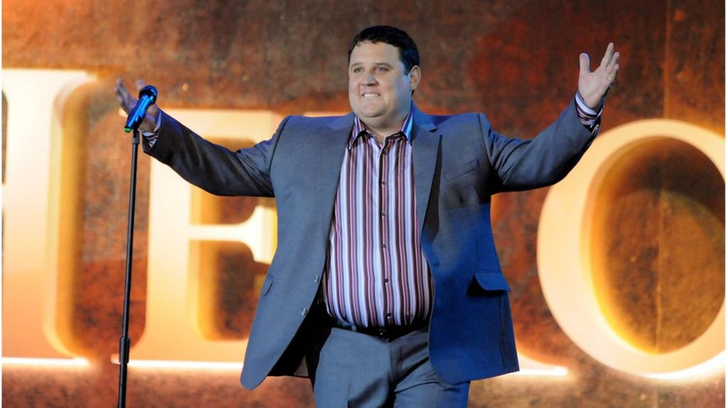 Peter Kay is going on tour again after eight years off