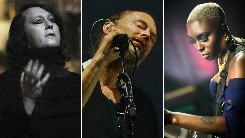Anohni, Radiohead and Laura Mvula