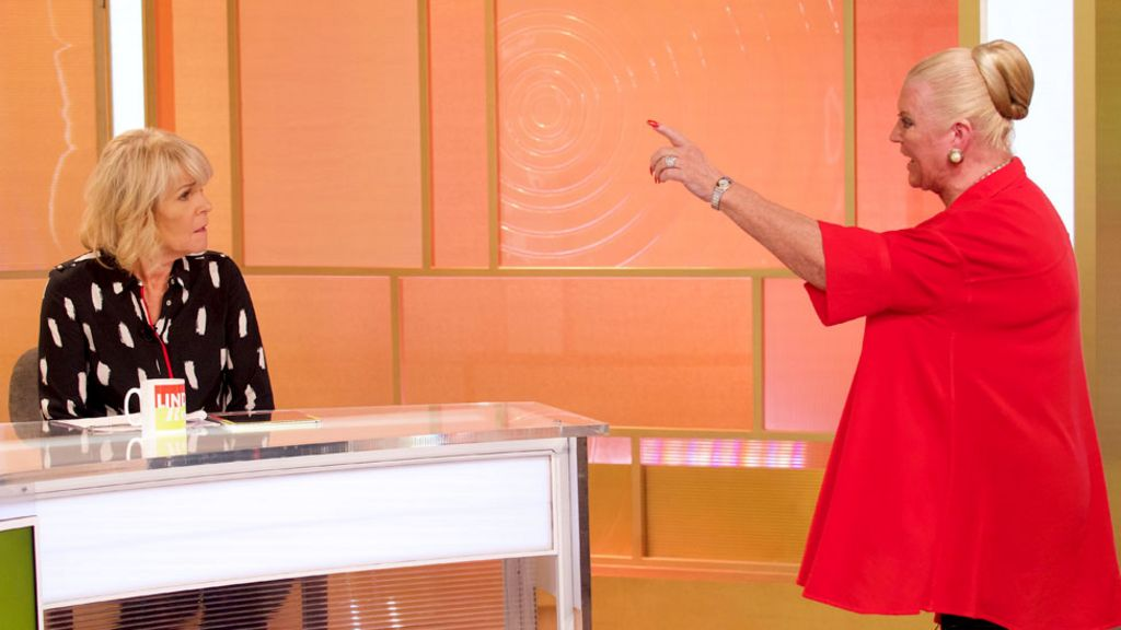 Loose Women faces complaints over Kim Woodburn interview