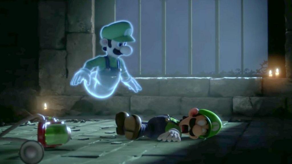 Luigi Death Nintendo Kills Mario Brother During Official