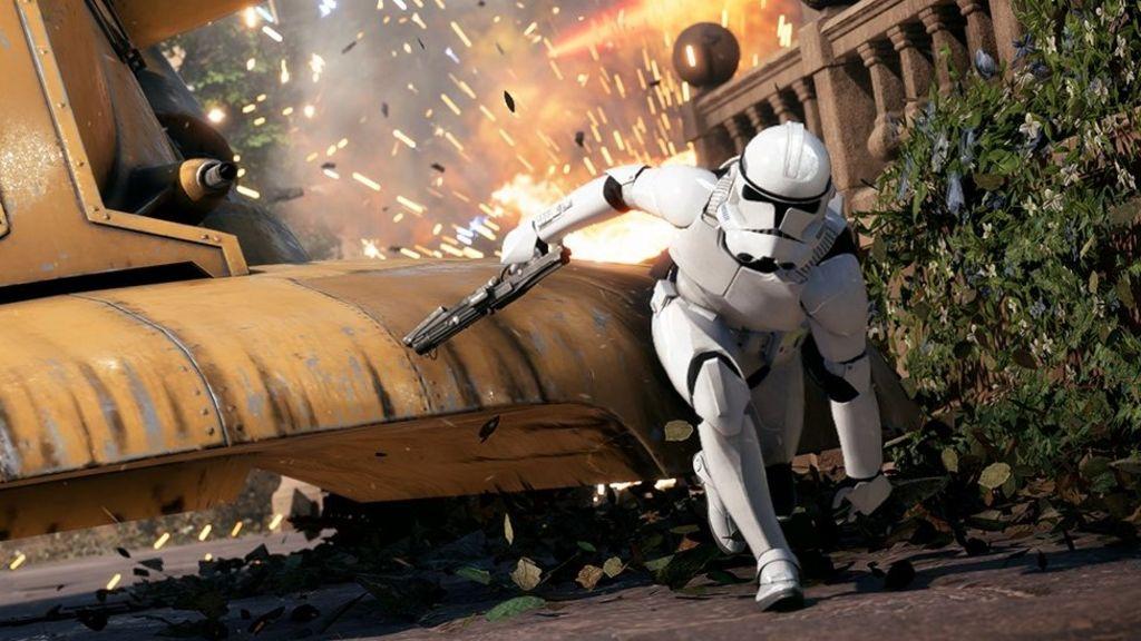 Gamers' anger halts Star Wars Battlefront II payments