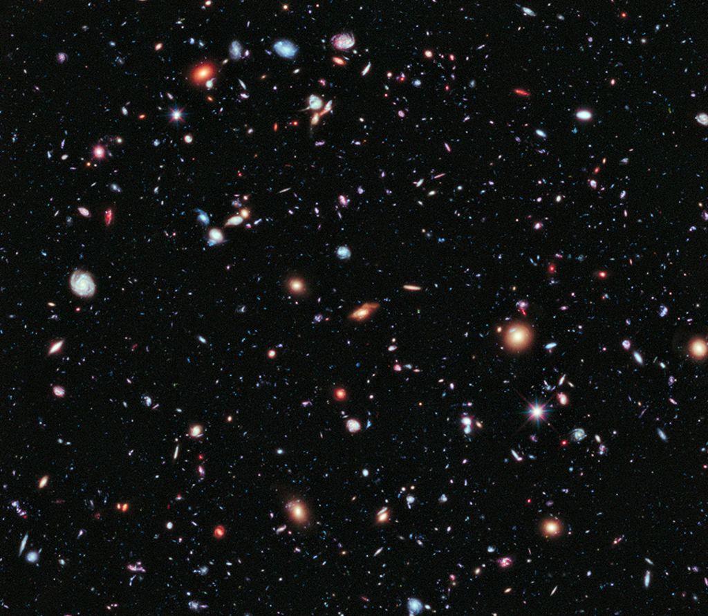 Extreme Deep Field