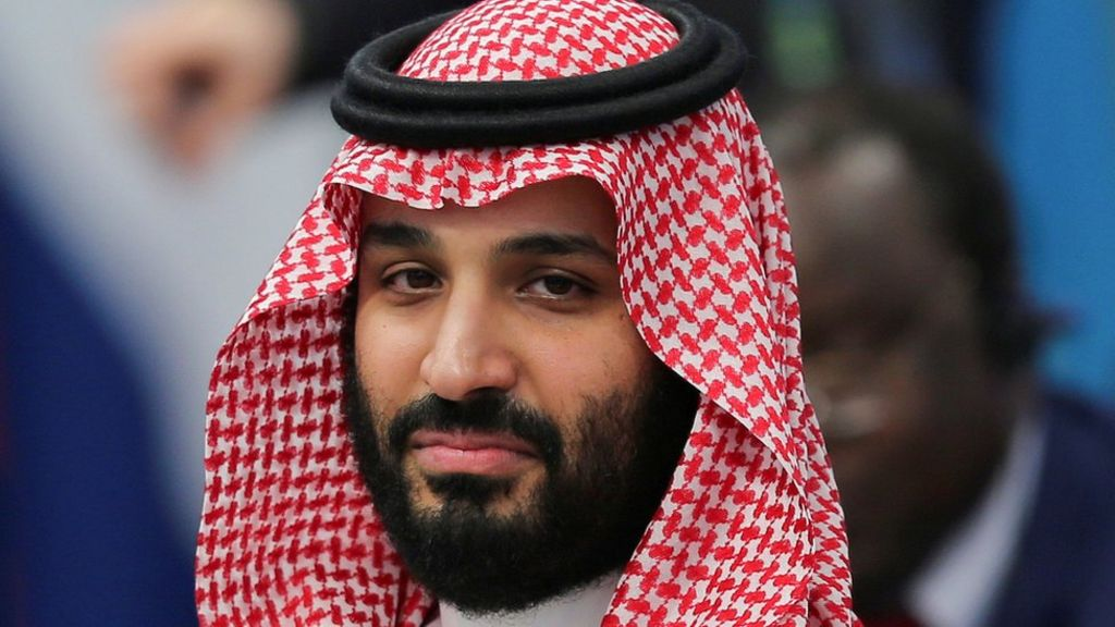 Saudi crown prince accused of sending hit squad to Canada