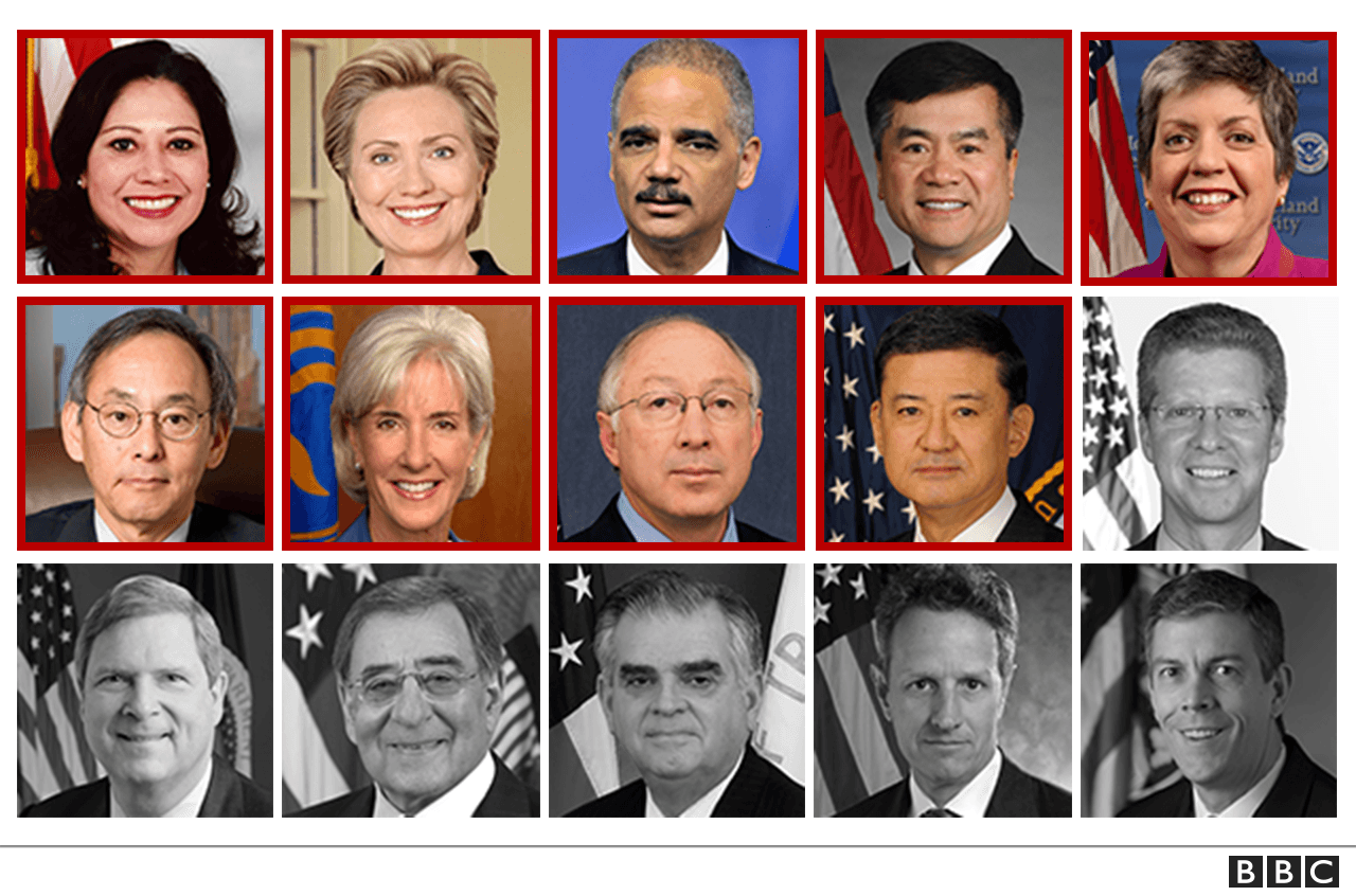Obama cabinet
