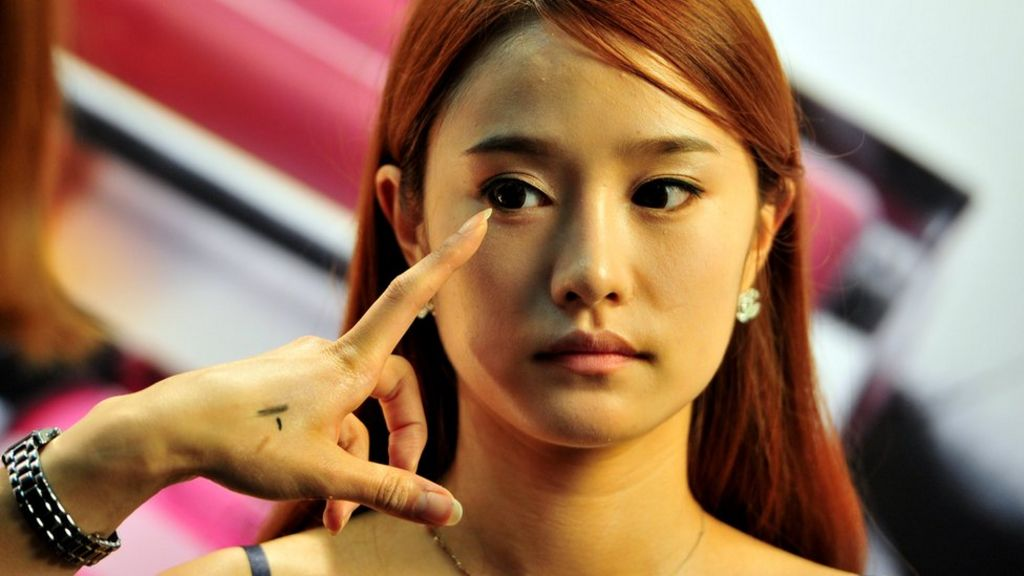The rise of South Korean skin products