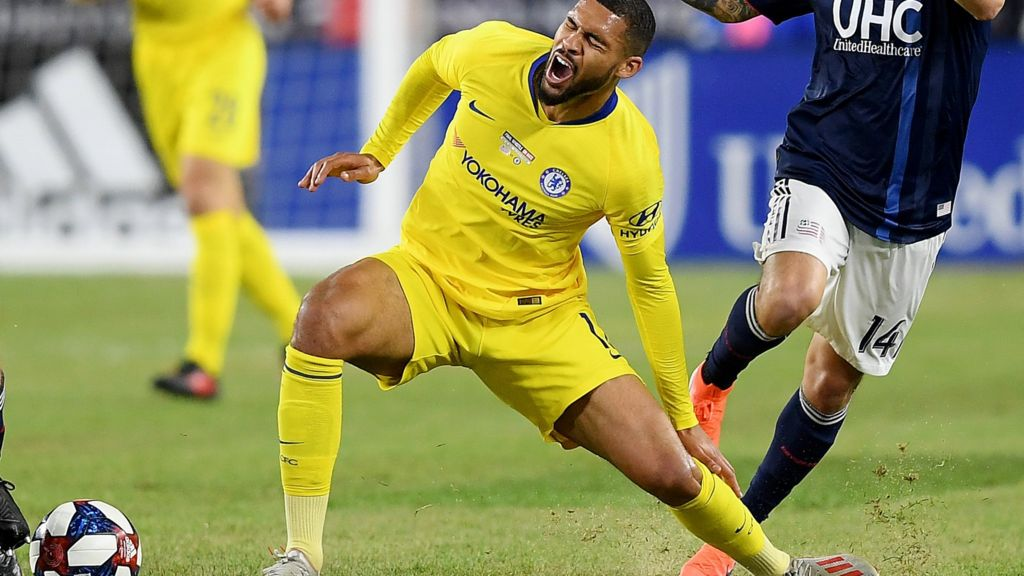 Ruben Loftus-Cheek will miss Europa League final after rupturing ...