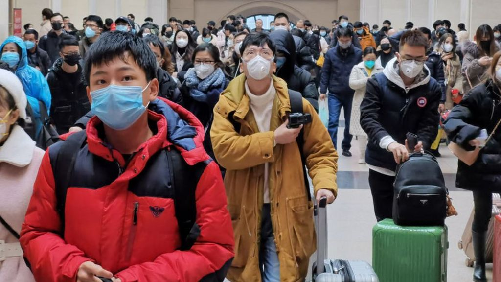 Coronavirus Taobao Warns Firms Not To Profit From Outbreak Bbc News