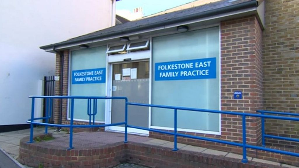 Folkestone GP practices apply to close lists amid safety fears