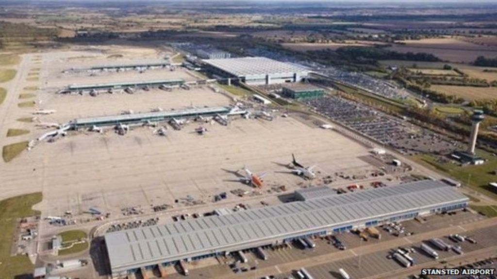 "stansted men The man dressed as tinker bell boarded the poland-bound flight at london's stansted airport with a friend dressed as bob the builder once the men were on the plane, ryanair says they became ""unruly"" and ""disruptive, a spokeperson told fox news."