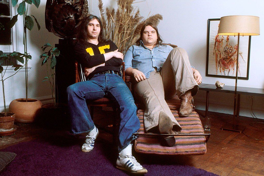 Jim Steinman and Meat Loaf