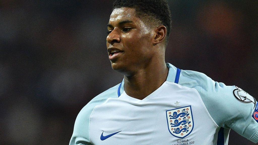 super popular b92d4 806e7 World Cup 2018: Marcus Rashford can star for England ...