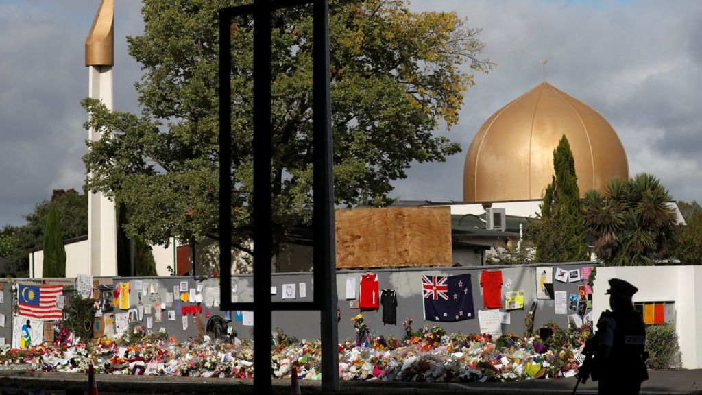 bbc.co.uk - Christchurch shootings: New Zealand to broadcast call to prayer