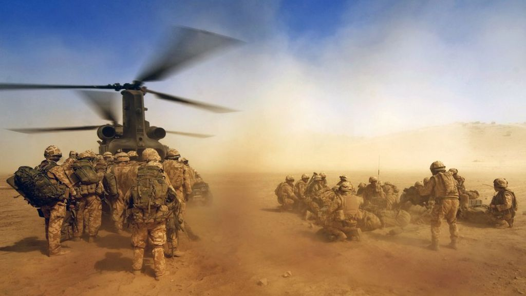 US Troops in Afghanistan: A look back at the Longest War in American History