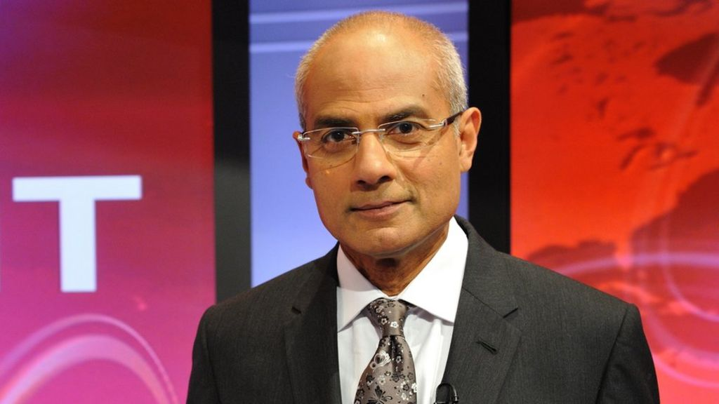 George Alagiah to be treated for bowel cancer for the second time
