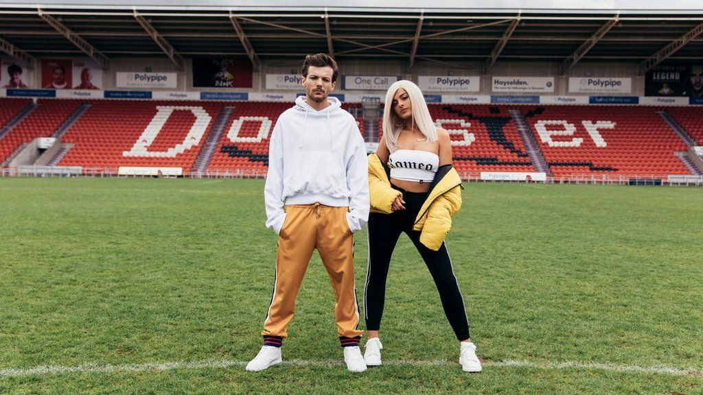 Louis Tomlinson and Bebe Rexha