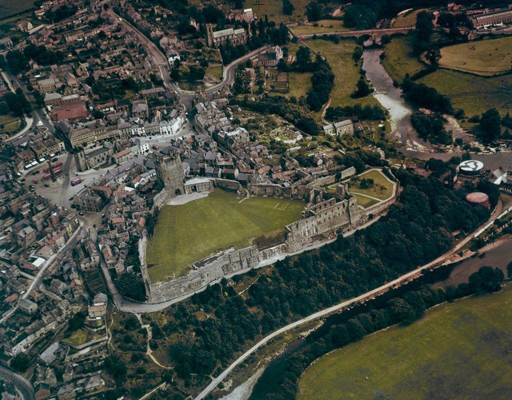 Richmond, Yorkshire, in 1948
