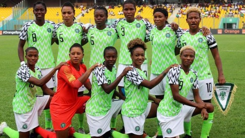 1bcd5386e49 2019 Women's World Cup: African champions Nigeria will face hosts France