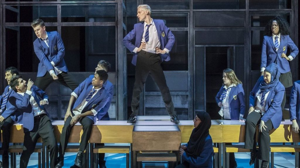 Everybody's Talking About Jamie scoops UK Theatre Awards