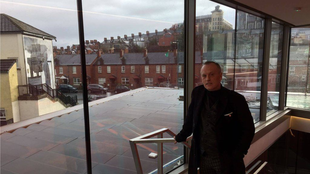 Adrian Kerr believes the new museum will attract thousands more visitors