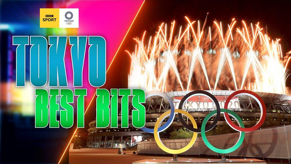 Tokyo Olympics: Watch the best Tokyo 2020 opening ceremony moments in two minutes as Naomi Osaka lights Olympic flame