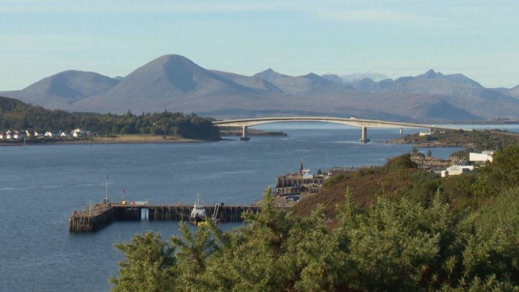 Skye Island Scotland Weather