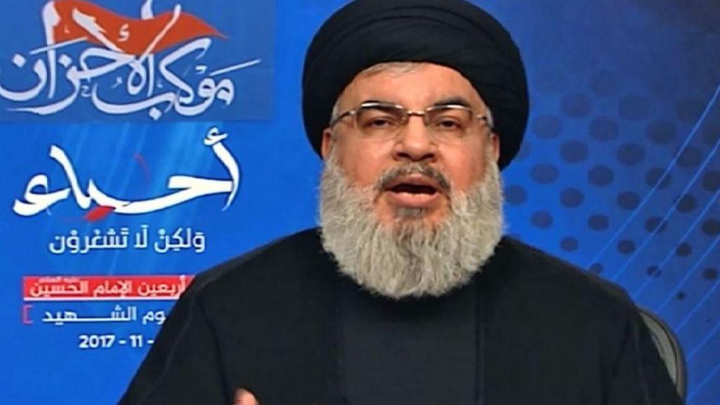 Saudis 'declared war on Lebanon' - Hezbollah leader