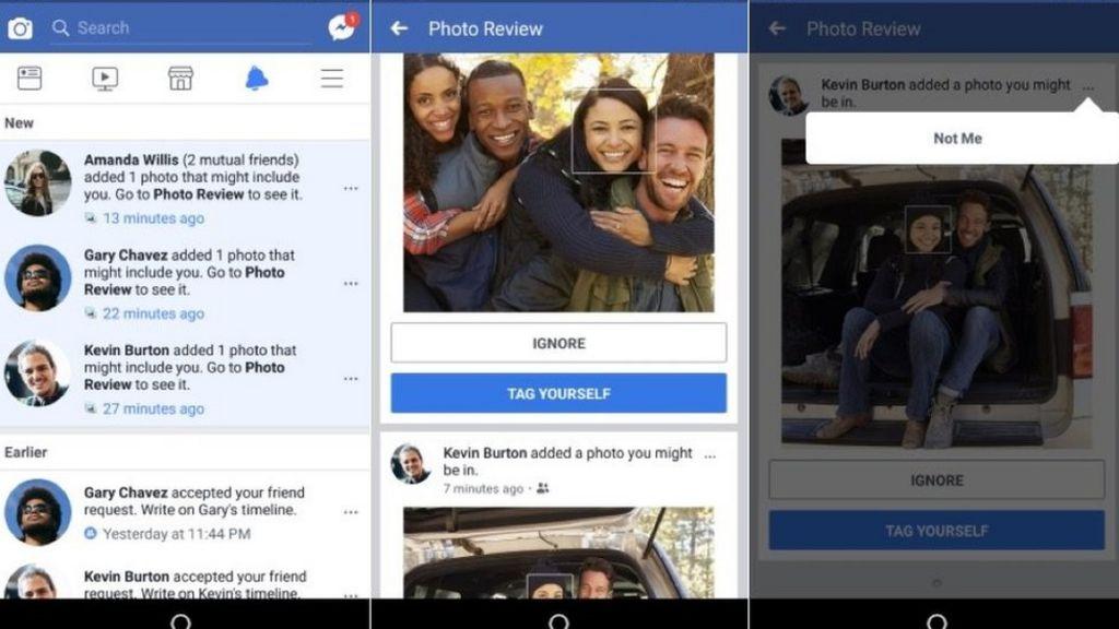 Bbc News Facebook: Facebook Steps Up Facial Recognition Use