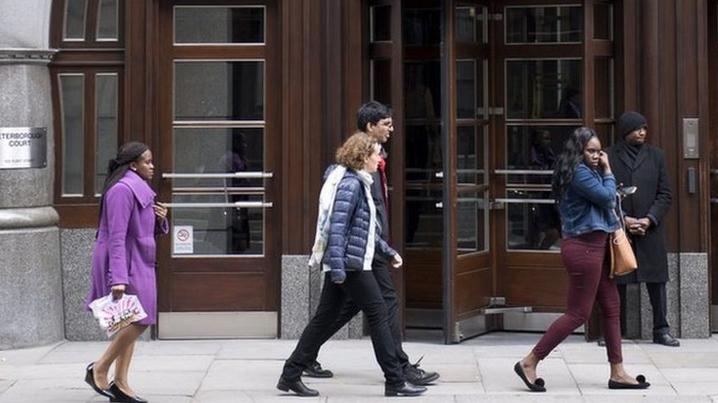 Goldman Sachs relaxes dress code for all employees - BBC News