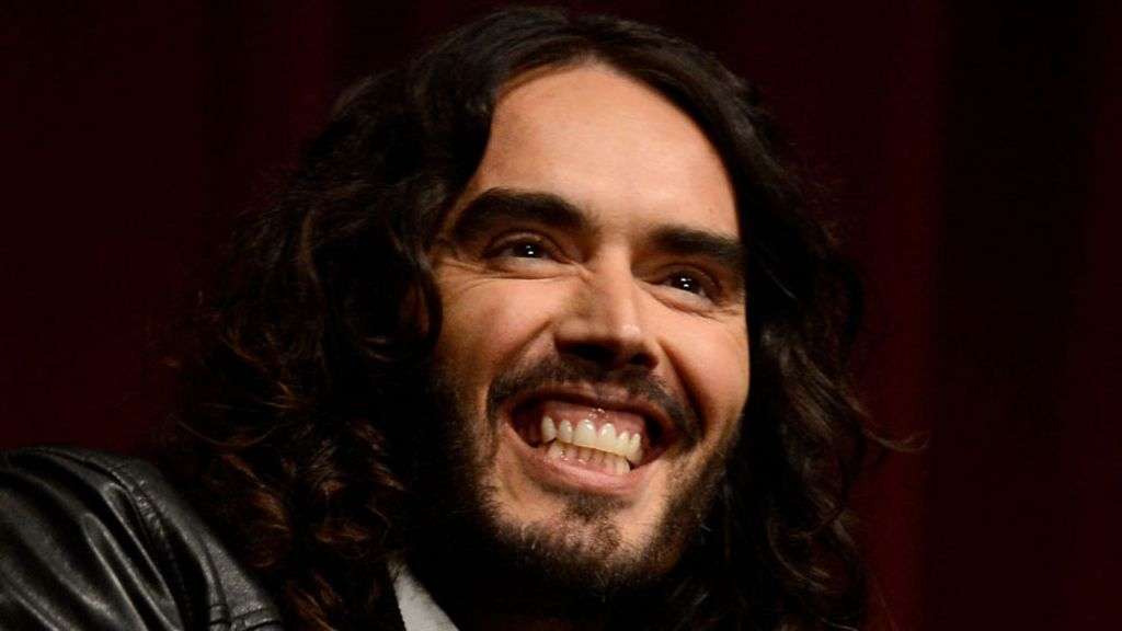 Russell Brand in trouble over Elvis interview