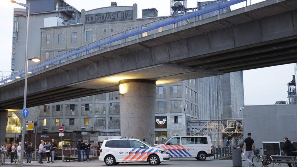 Dutch gig cancelled over terror tip-off