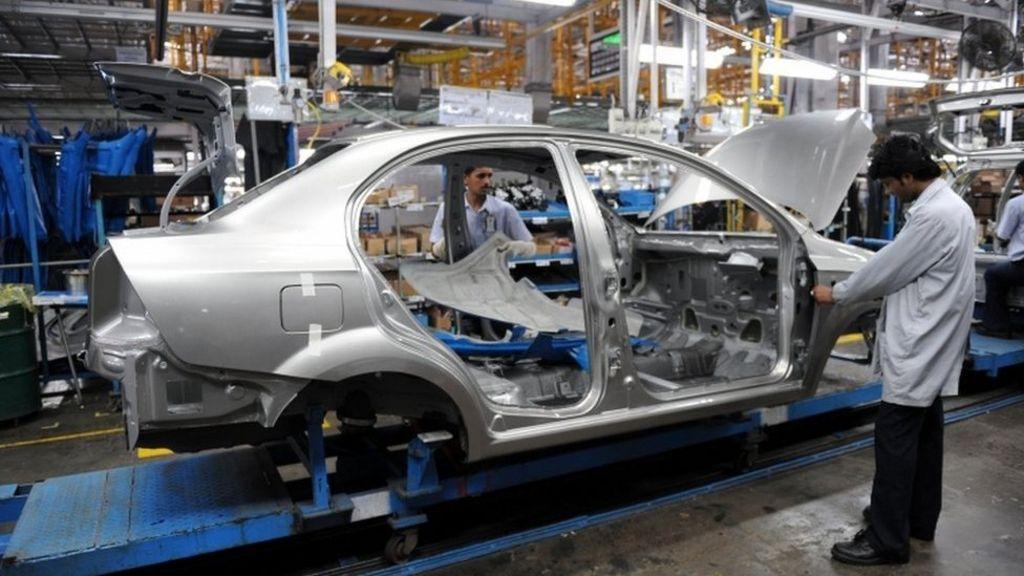 General Motors Puts 1bn India Plan On Hold Bbc News