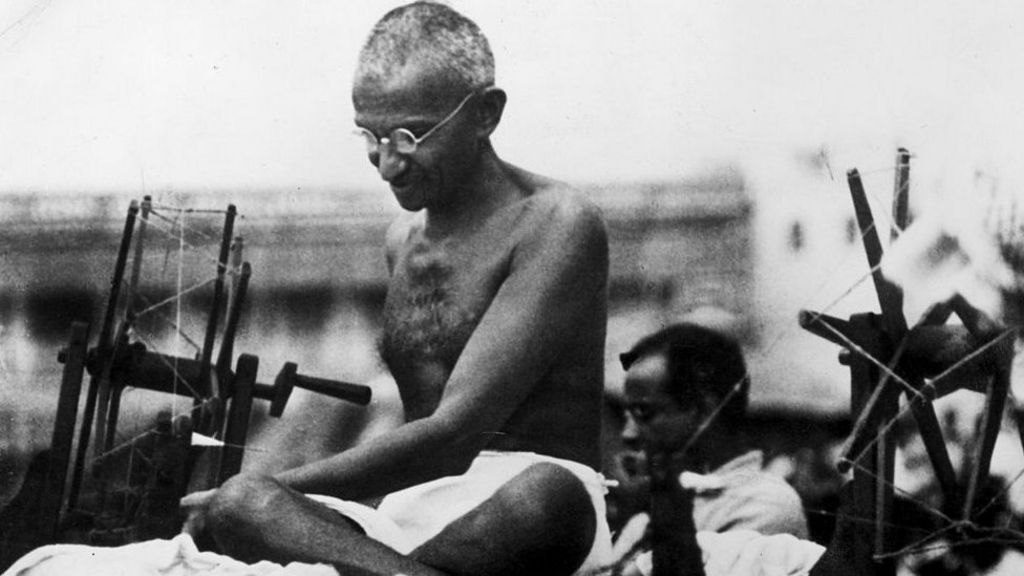 mahatma gandhis influence and ideas Mohandas karamchand gandhi (1869-1948) was an indian revolutionary religious leader who used his religious power for political and social reform although he held no governmental office, he was the prime mover in the struggle for independence of the world's second-largest nation.