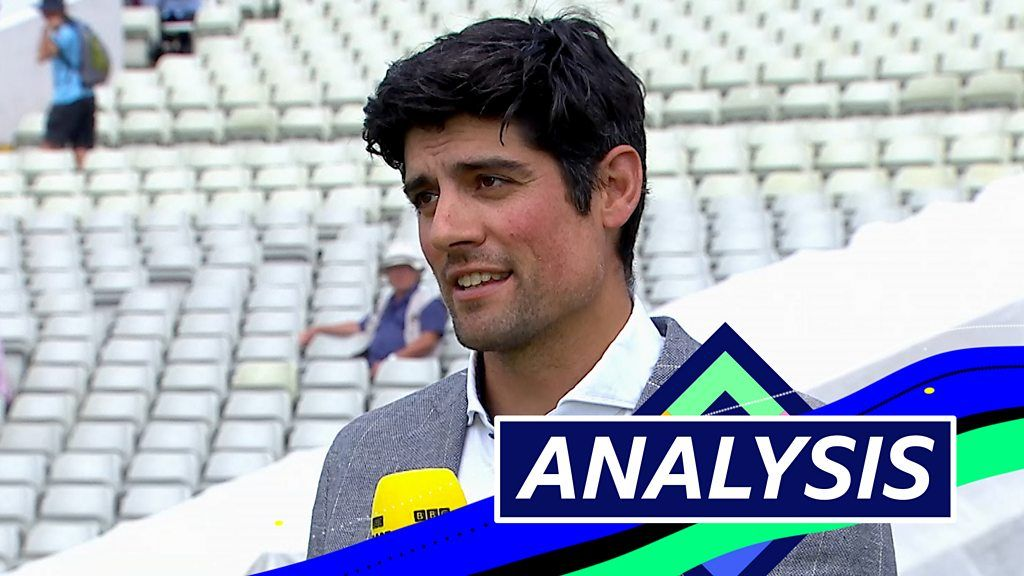 England v New Zealand: Cook critiques England batting line-up