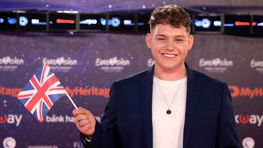 2019-18 United States Network Television Schedule Eurovision 2019: 'Game time' for UK's Michael Rice   BBC News
