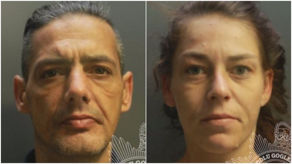 Drug Addicts Jailed For Robbing 94 Year Old In Wrexham Bbc News