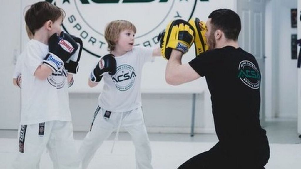 BBC Get Inspired: Is boxing or MMA safe for children? - BBC