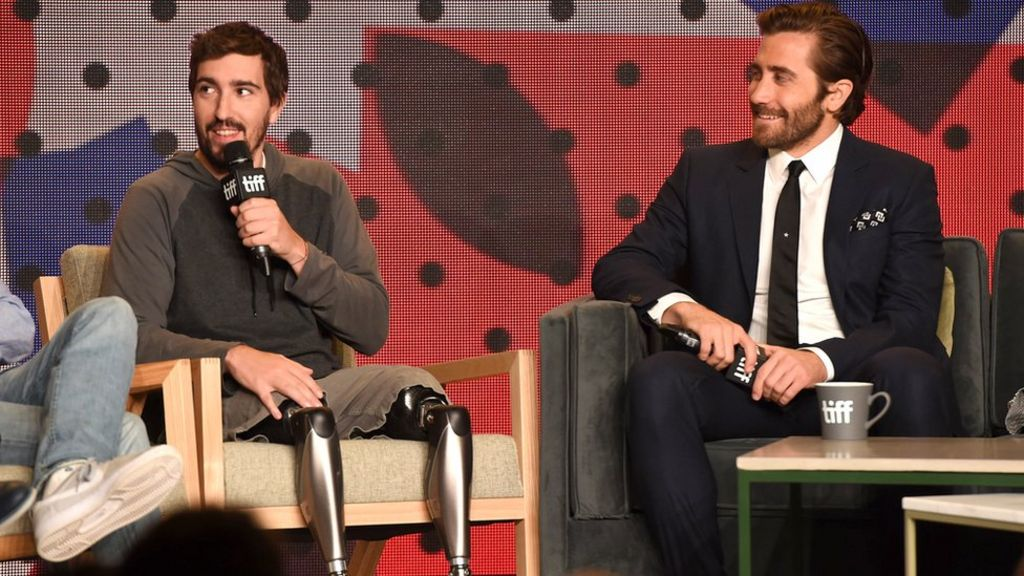 Jake Gyllenhall: 'I finally played a superhero'